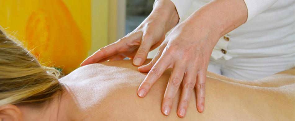 Wirbelsäulentherapie nach Dorn und Breuß-Massage Ausbildung - Essen
